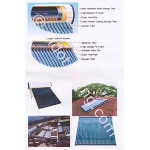 Water Heater Tenaga Surya