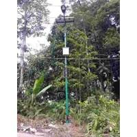 Lampu Jalan Tenaga Surya 25Watt