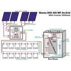 Paket Solar Cell Untuk Rumah 400Wp 1