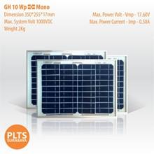 GH Solar Panel 10 Wp Mono