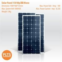 Solar Panel 150 Wp Mono 1