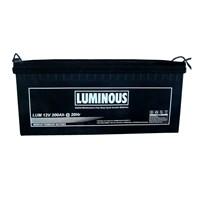 Baterai Kering VRLA Luminous 12v 200Ah 1