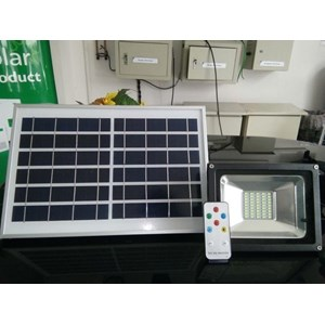 Solar Flood Light 20w Seri TGD - 222