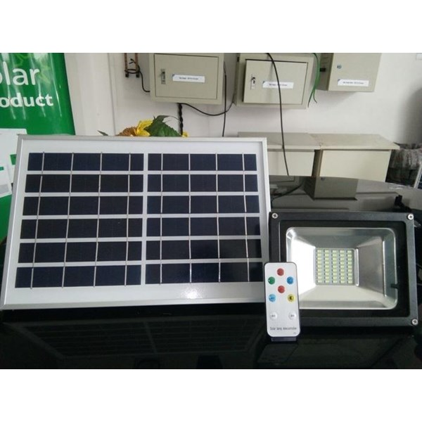 Lampu Sorot LED Solar Flood Light 20w Seri TGD - 222
