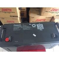 Distributor Battery VRLA /   AGM  VRLA Panasonic 12v 120ah 3