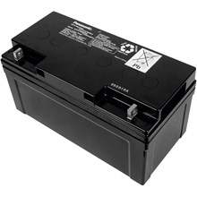 Battery VRLA /   AGM  VRLA Panasonic 12v 65ah