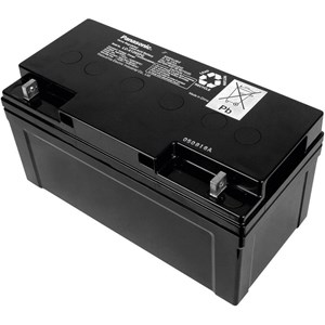 Battery VRLA /   AGM  VRLA Panasonic 12v 65ah
