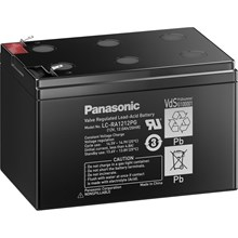 Battery VRLA /   AGM  VRLA Panasonic 12v 12ah