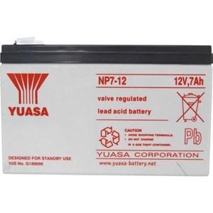 Battery VRLA /   AGM  VRLA YUASA 12v 7ah