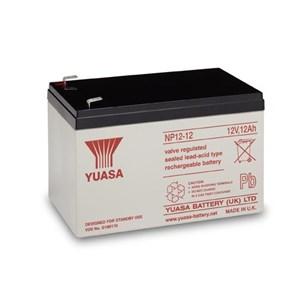 Battery VRLA /   AGM  VRLA YUASA 12v 12ah