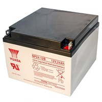 Jual Battery VRLA /   AGM  VRLA YUASA 12v 24ah
