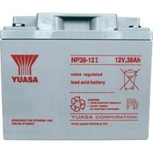 Battery VRLA /   AGM  VRLA YUASA 12v 38ah