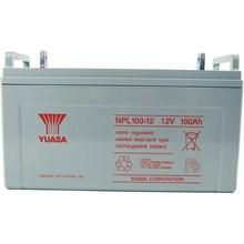 Battery VRLA /   AGM  VRLA YUASA 12v 100ah