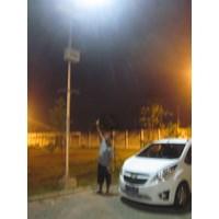 Distributor Distributor Lampu Jalan PJU / Lampu Jalan Tenaga Surya 90 watt  3