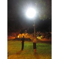 Jual Distributor Lampu Jalan PJU / Lampu Jalan Tenaga Surya 100 watt 2