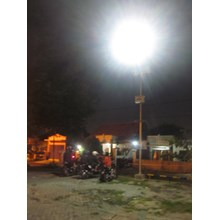 Distributor Lampu Jalan PJU / Lampu Jalan Tenaga Surya 100 watt