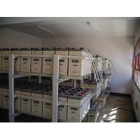 Paket Panel Tenaga Surya Solar Home System 50 watt energi terbarukan