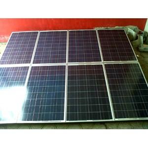 Dari Solar Home System 50 WP Back up listrik rumah 0