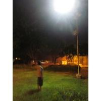Dari Paket Lampu PJU/Lampu Jalan Tenaga Surya 100WATT Single Arm   2