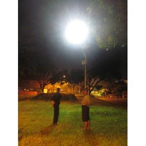 Dari Lampu Jalan Tenaga Surya 30 watt  0