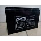 Accu VRLA Gel Zanetta 12v 100ah UPS and Solar Cell 2
