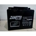 Accu Vrla Gel Zanetta 12 v 45 AH untuk UPS Solar Panel dan Lampu Jalan 4
