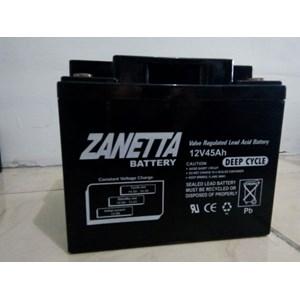 Dari Accu Vrla Gel Zanetta 12 v 45 AH untuk UPS Solar Panel dan Lampu Jalan 3