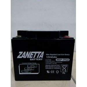 Dari Accu Vrla Gel Zanetta 12 v 45 AH untuk UPS Solar Panel dan Lampu Jalan 2