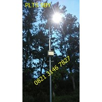 Lampu Jalan Tenaga Surya 30watt Lengkap