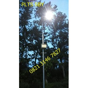From Street Light Solar Cell 30watt Complete 0