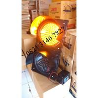 Solar Warning Light 2 Aspek 30cm 12/24v