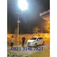 Lampu Tenaga Surya/PJU Tenaga Surya 30watt Single