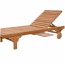 Anderson Teak Capri Sun Lounger Adjusted Back + Side Tray This Classic Sun Lounger Is Made From Teak Wood Which Is Very Durable And Excellent For Outdoor Furniture