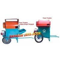 Engine Power Thresher