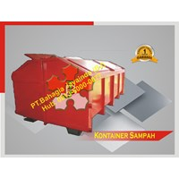 Jual Kontainer Sampah BJ
