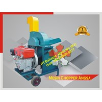Mesin Chopper Angsa