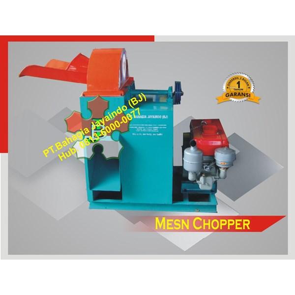 Machine Chopper