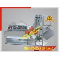The machine Breakers of fruit and Seed Separator Kaka