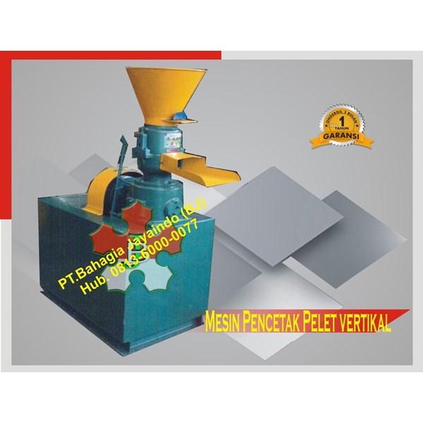 Mesin Pencetak Pelet Vertikal