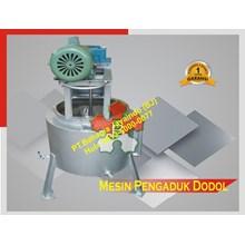 Mesin Pengaduk Dodol