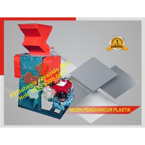 Mesin Industri Penghancur Plastik Gerigi