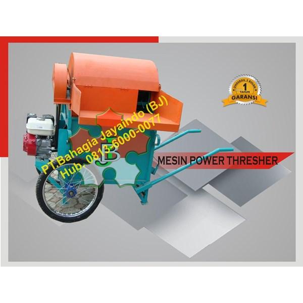 Mesin Power Threser