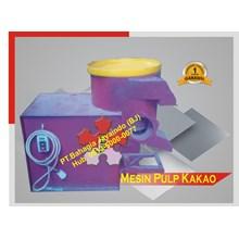 Mesin Penghisap Pulp Kakao