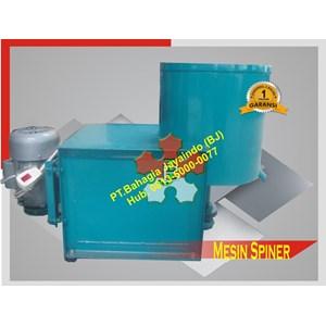 Mesin Peniris Minyak (Spinner)