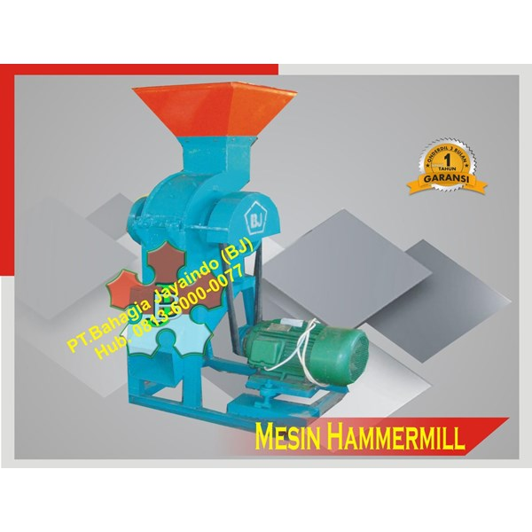 Mesin Hammermil small