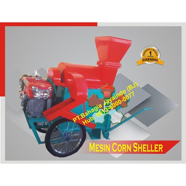 machine corn sheller