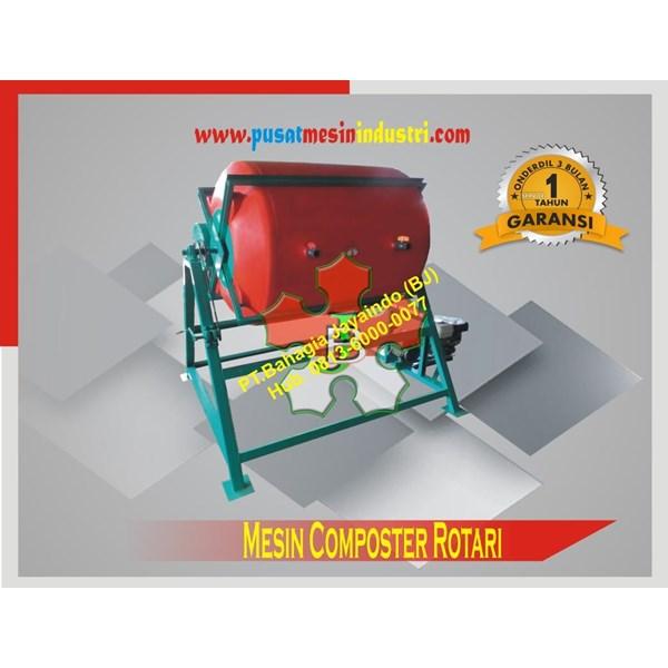 Machine Rotary Composter