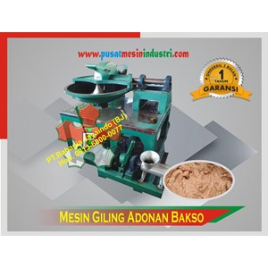 Machine Milled Dough Processing Machines Meat Meatballs & Poultry