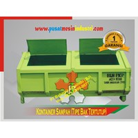 Jual CONTAINER SAMPAH