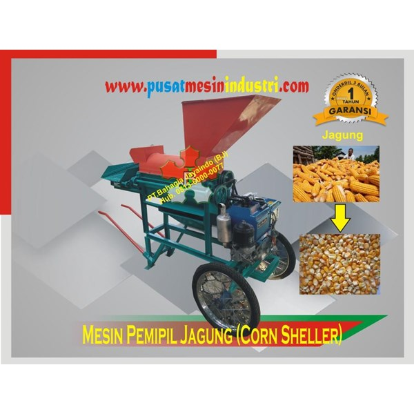 CORN PEMIPIL KUBOTA ENGINE